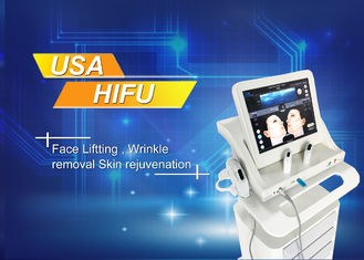 USA Version High Intensity Focused Ultrasound Machine for winkle removal