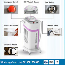 Sapphire Freezing 808nm Diode Laser Hair Removal Machine 600W