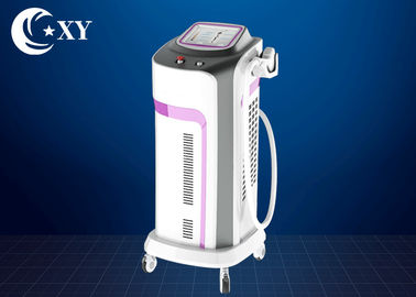 Vertical Painless Diode Laser Hair Removal Machine With 2 Years Warranty