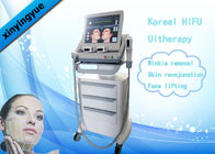Koreal HIFU Machine 4.5mm Action Depth 3 Heads For Facial Wrinkle Remover
