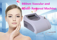 980nm Diode Laser Vascular Removal Machine / Spider Vein Removal Diode Laser Machine