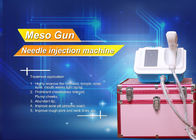 Facial Whitening / tightening Mesotherapy Machine planting the hyaluronic