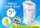 Professional 808nm Diode Laser Hair Removal Machine For Centre Hospital / Clinic