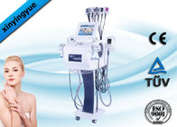 Anti Wrinkle Radio Frequency Cavitation Machine / Lipo Laser Slimming Equipment
